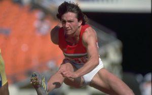 ГОДИШНИНА: Йорданка Донкова поставя петия си световен рекорд на 100 м с препятствия