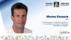 Милко Казанов - Честит рожден ден!